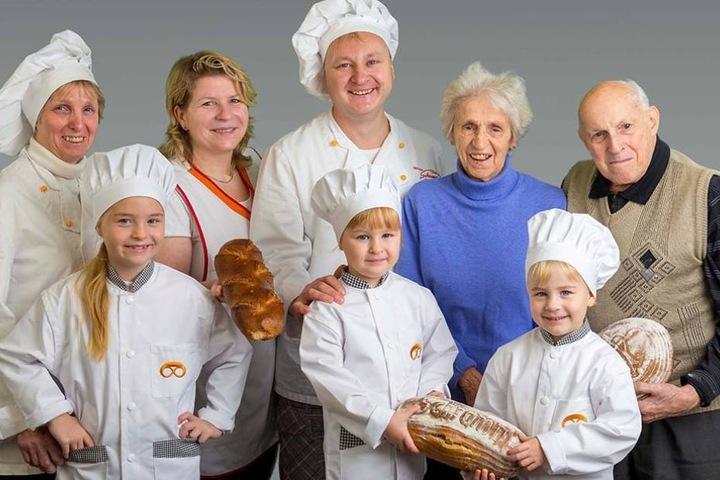 Fünf Generationen in einer Backstube: Seit 112 Jahren versüßt uns Familie  Buschmann das Weihnachtsfest.