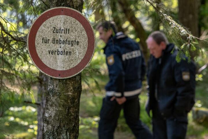 Seit fast 43 Jahren wird die Schülerin Monika Frischholz vermisst. Nach Angaben der Beamten könnte die Leiche der Schülerin nahe Flossenbürg abgelegt worden sein.