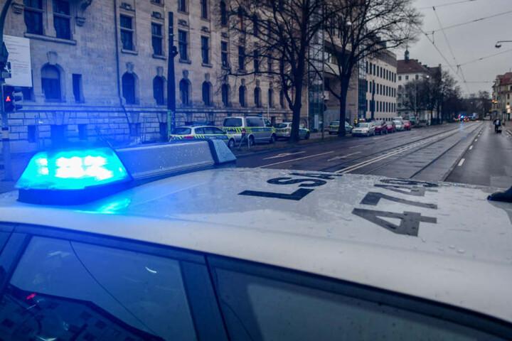 Die Halberstädter Straße ist dicht.