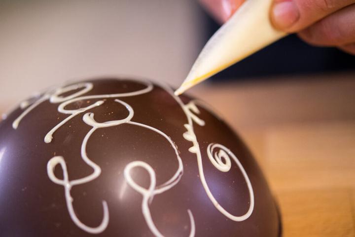 Die Schokolade steht in Saalfeld im Mittelpunkt.