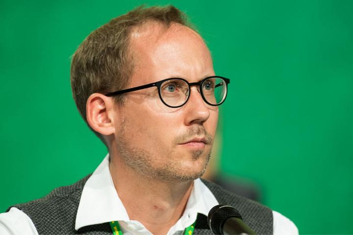 Der Vorsitzende der hessischen Grünen, Kai Klose (Archivbild).