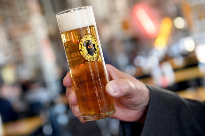 Der Kölner gibt auch gerne mal einen aus.