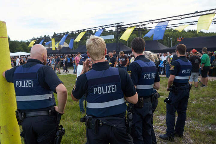 Rund 56.000 Besucher zählte der Veranstalter dieses Wochenende.