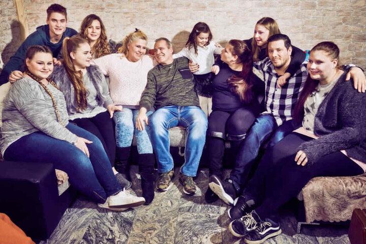 """Ab dem 1. August zeigt RTL II neue Episoden von """"Die Wollnys"""" - immer mittwochs in Doppelfolgen."""