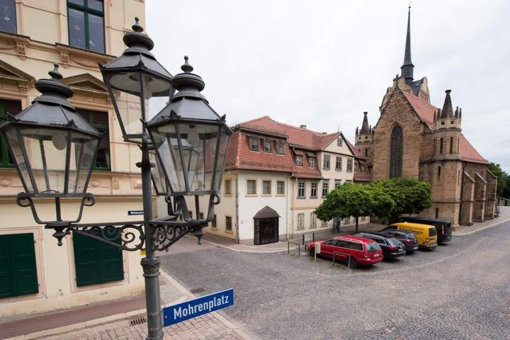 Nach Bauarbeiten wird das Dix-Haus in Gera am Freitag wiedereröffnet.