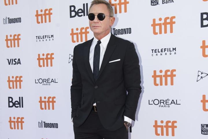 "Daniel Craig spielt ""James Bond 007""."