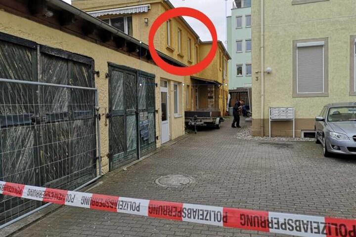 In diesem Gebäude soll sich das Drama ereignet haben.