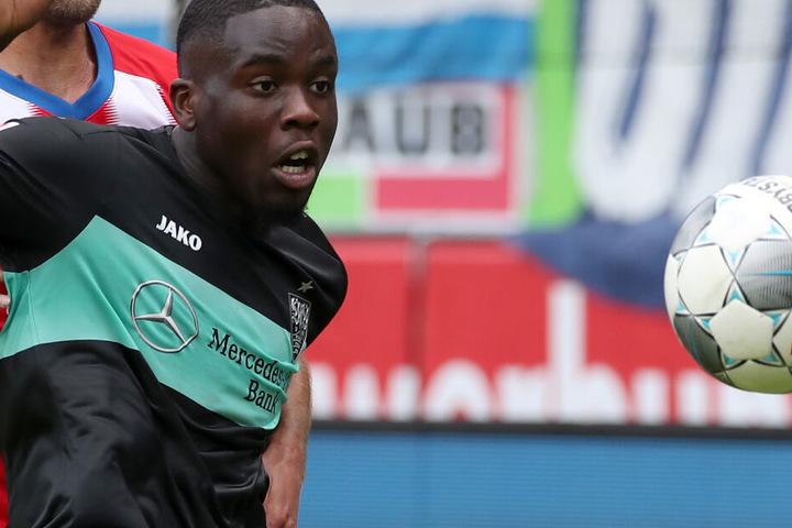 Droht beim VfB Stuttgart auszufallen: Orel Mangala.