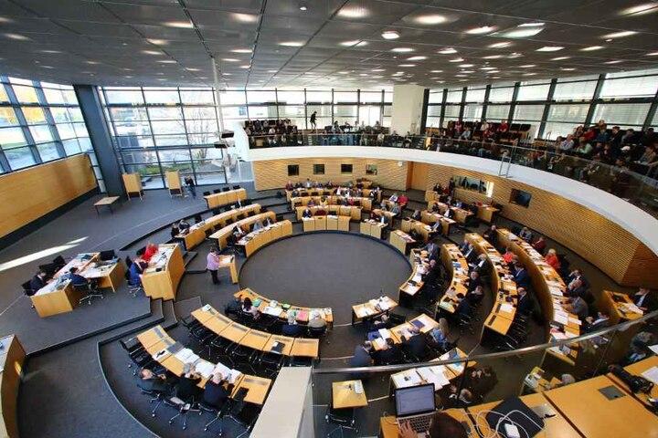 Mit Thomas Kemmerich will FDP zurück in den Thüringer Landtag. (Archivbild)