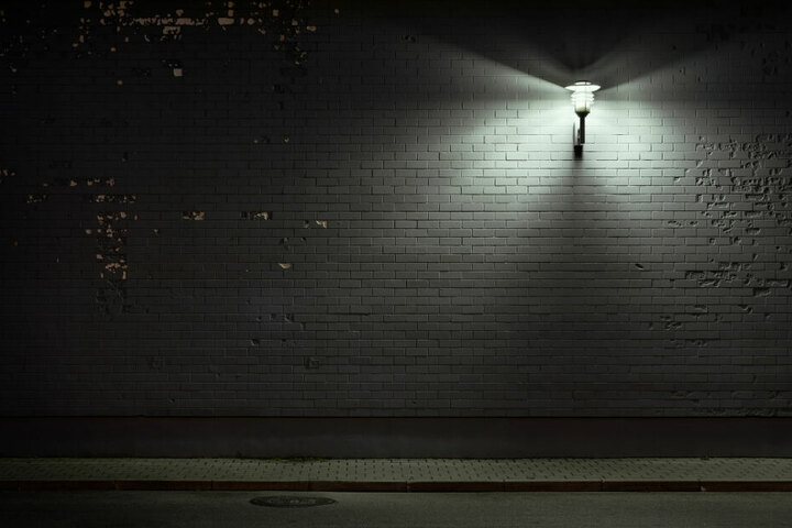 Der Mann verstarb noch in dem Hinterhof (Symbolbild).