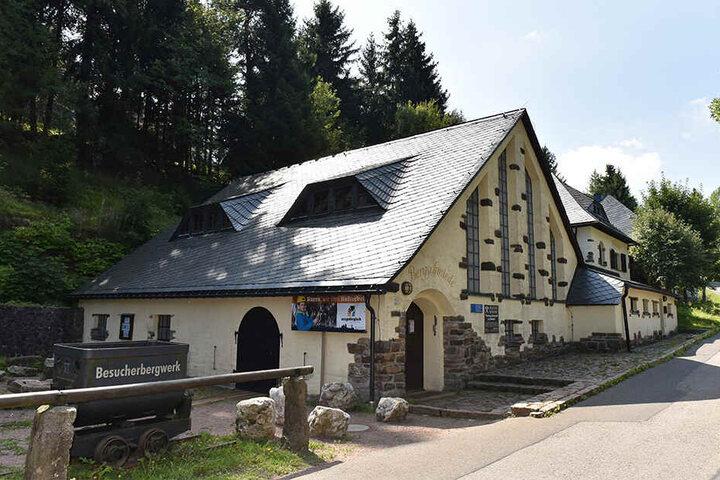Das Besucherbergwerk Zinnwald ist Teil des UNESCO-Welterbes im Erzgebirge.