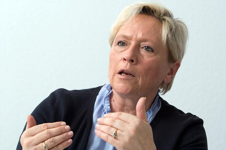 Susanne Eisenmann (CDU), Kultusministerin von Baden-Württemberg.