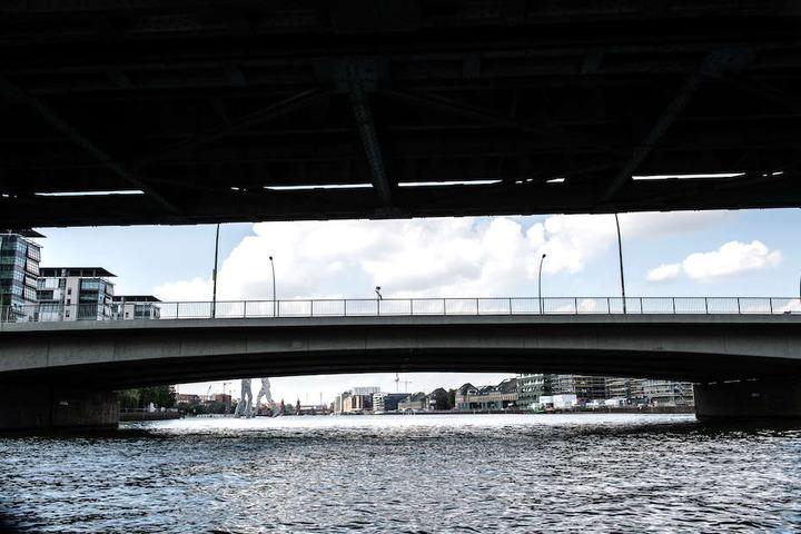 Die Schäden am östlichen Teil der Elsenbrücke sind irreparabel.