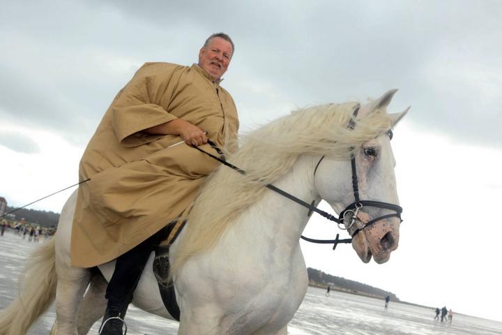 Pferde waren Hankens größte Leidenschaft.