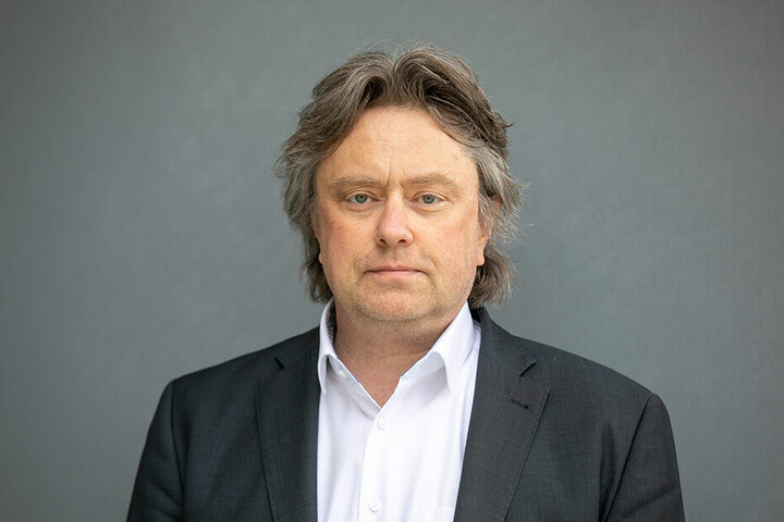 Professor Thorsten Schulten (52) vom WSI-Institut der Böckler-Stiftung.