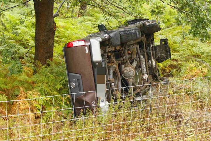 Wie genau es zu dem Unfall kam, ist derzeit ungeklärt.