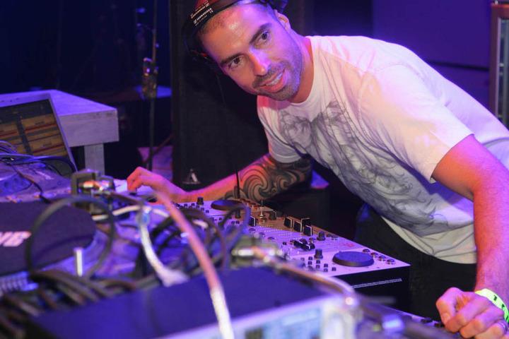 Techno-DJ Chris Liebing.