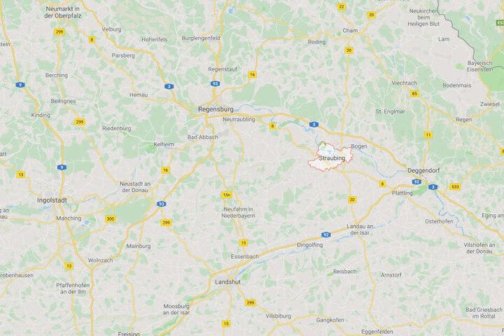 Der Vorfall ereignete sich im niederbayerischen Straubing.