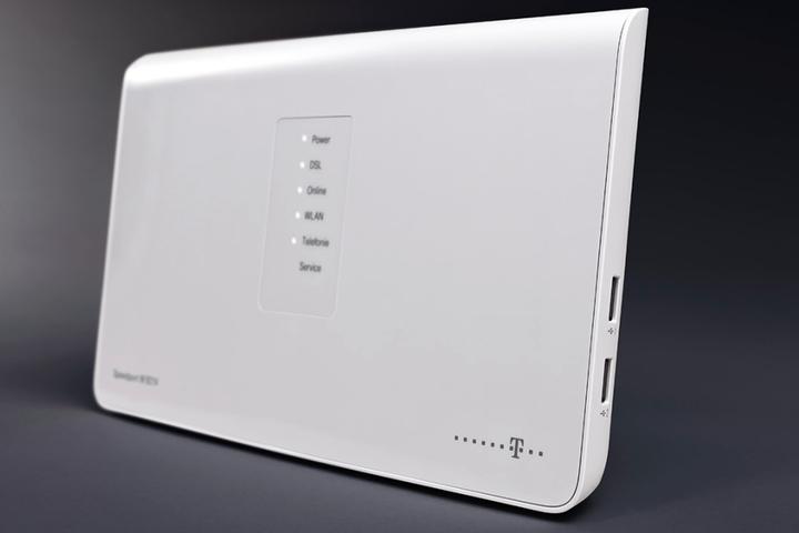 Betroffen sind solche Router (Speedports) in Privathaushalten, die die Telekom zur Verfügung stellt.