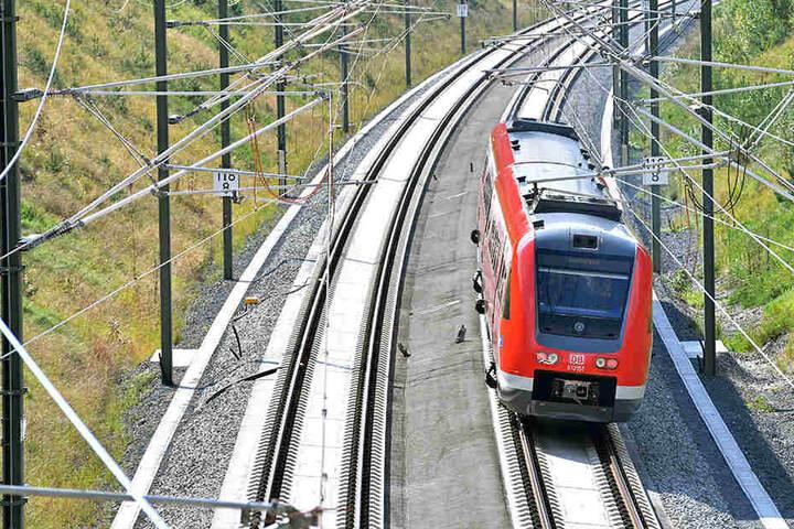 Thüringen will weiter für dieElektrifizierung der Mitte-Deutschland-Bahnstrecke kämpfen.