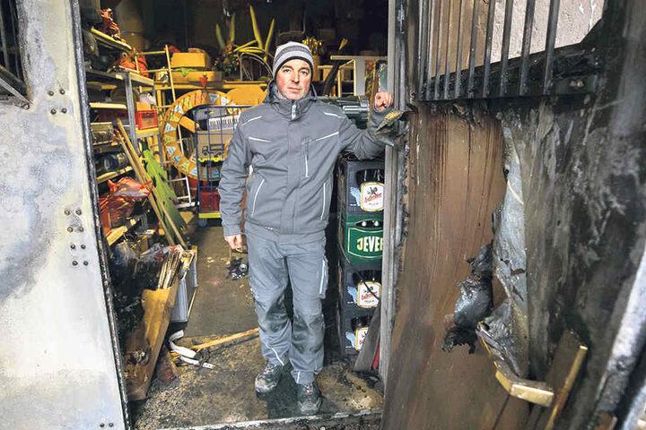 Karnevals-Präsident Daniel Wachsmuth (41) war am 22. Dezember das Lachen gründlich vergangen.
