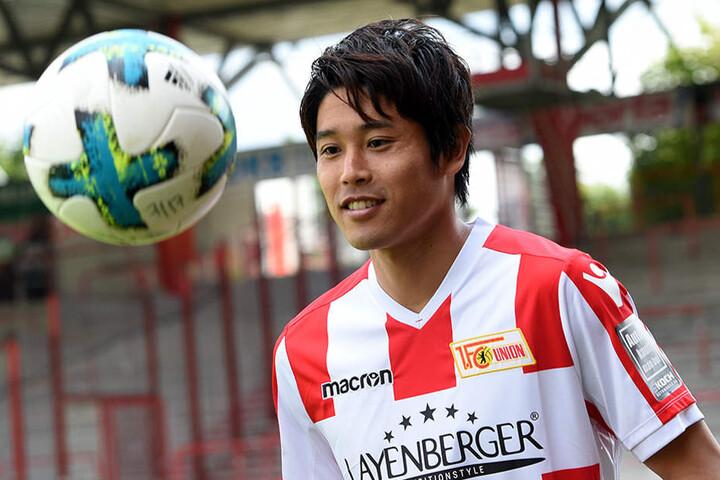 In den letzten zwei Jahren machte der 74-fache japanische Nationalspieler nur ein Pflichtspiel, doch er möchte wieder angreifen.