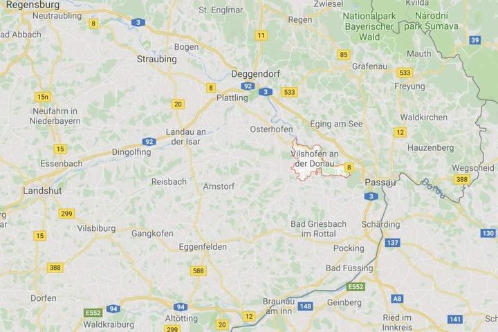 Ein Familienvater wurde in Bayern von der Donau mitgerissen, für ihn kam jede Hilfe zu spät.