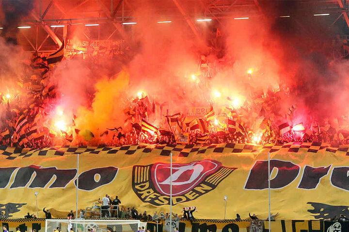 Insgesamt 16.125 Euro muss Dynamo Dresden als Geldstrafe bezahlen.