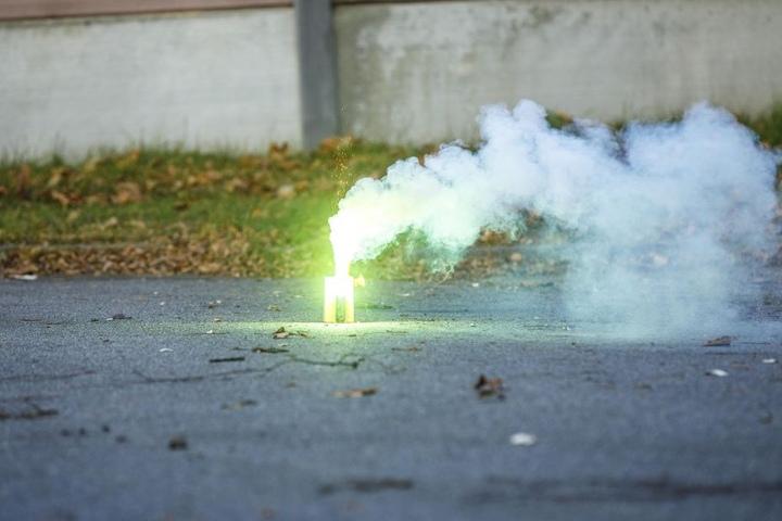 Nebel- und Feuerschlag sind zwar nicht verboten, aber trotzdem nicht ungefährlich.