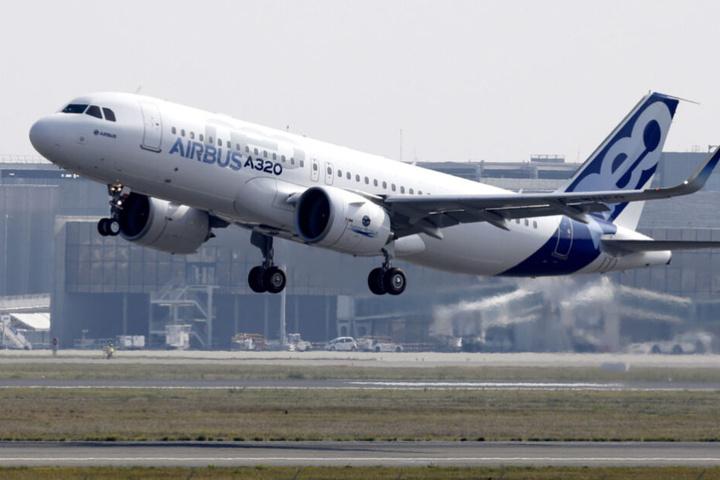 Bei diesem Airbus-Typ wird die letzte reihe nicht mehr besetzt.