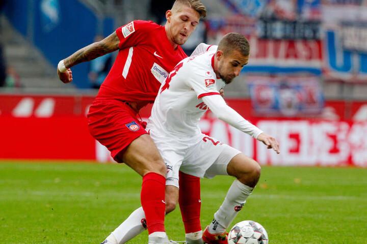 Stammspieler beim FC: Dominick Drexler (28)