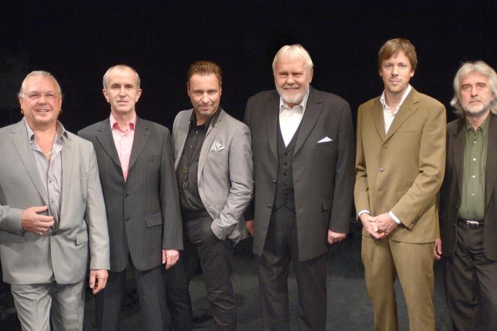 Gunther Emmerlich ist am Sonntag mit der Michael-Fuchs-Band in Chemnitz zu Gast.