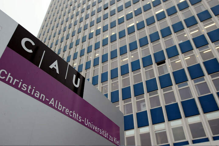 Die Uni Kiel wurde von Cyber-Kriminellen angegriffen. (Archivbild)