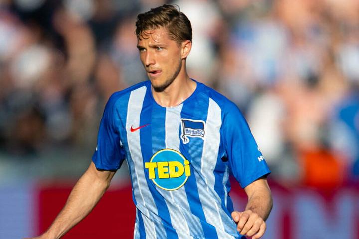 Niklas Stark spielt inzwischen schon vier Jahre in Berlin.