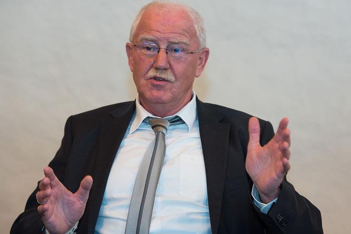 Finanzbürgermeister Bernd Meyer