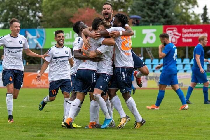 Oberligist FC Inter musste schon in zwei Runden ran, gewann jeweils auswärts in Niesky und Hohenstein-Ernstthal.