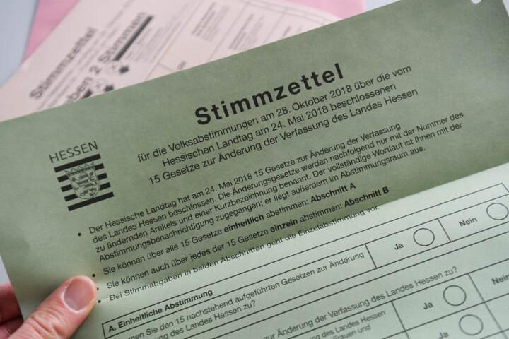 Unter anderem war der Wahlkreis Frankfurt von der Panne betroffen (Symbolfoto).