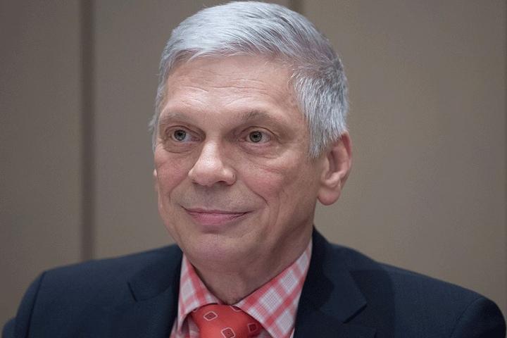 Andreas Rieger, Sprecher der Sparkasse Dresden.