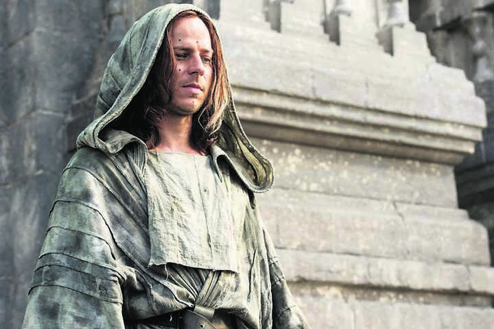 "Tom Wlaschiha in der die Rolle des Jaqen H'gharin in der Erfolgsserie ""Game of Thrones""."