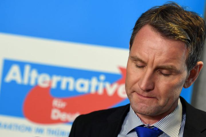 Björn Höcke wollte mit seinem Entschuldigungsbrief das Parteiausschlussverfahren verhindern.