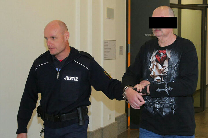 Dietmar H. (64) zeigt keinerlei Reue für den Mordversuch.