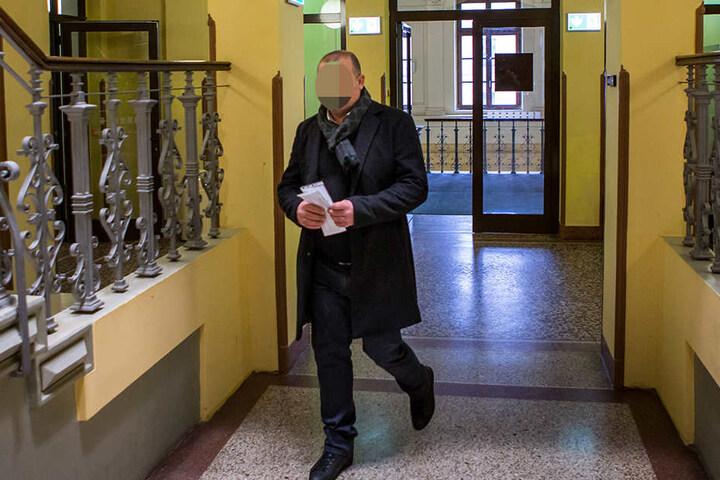 Der vermeintliche Auftragsmörder Yusif N. kommt als Zeuge ins Gericht. Er hatte sich dem Opfer anvertraut.