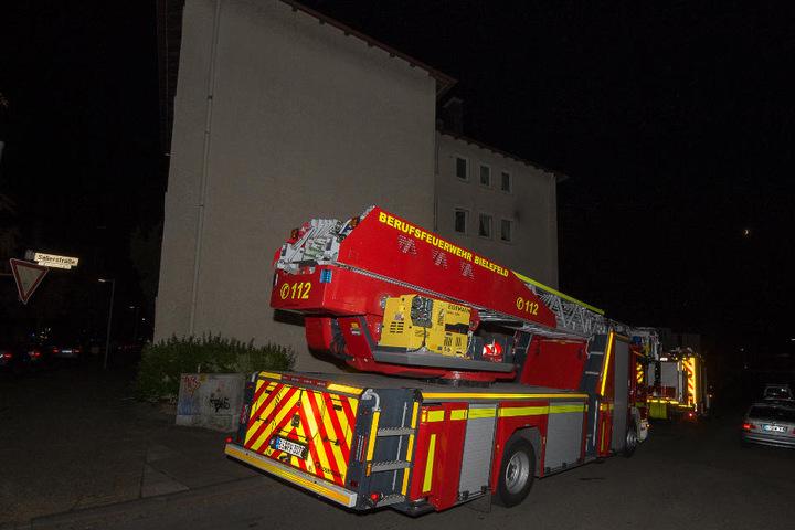 Als die Einsatzkräfte vor Ort waren, fanden sie doch keinen Brand.