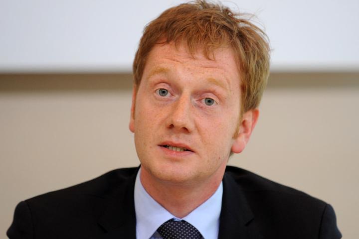 Keine Koalition mit der AfD - so lautet die offizielle Parteilinie, stellte  CDU-Generalsekretär Michael Kretschmer (41) klar.