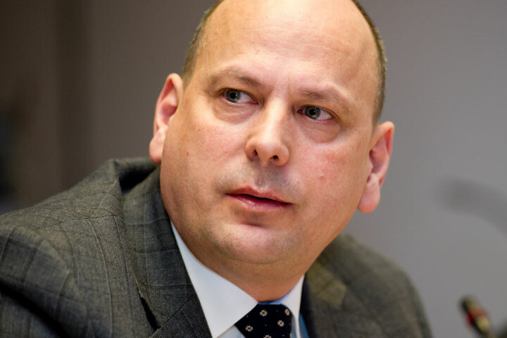 """Will künftig """"derartige Verfehlungen"""" vermeiden: Holger Beeck, Vorstandsvorsitzender von McDonald's Deutschland. (Archivbild)"""