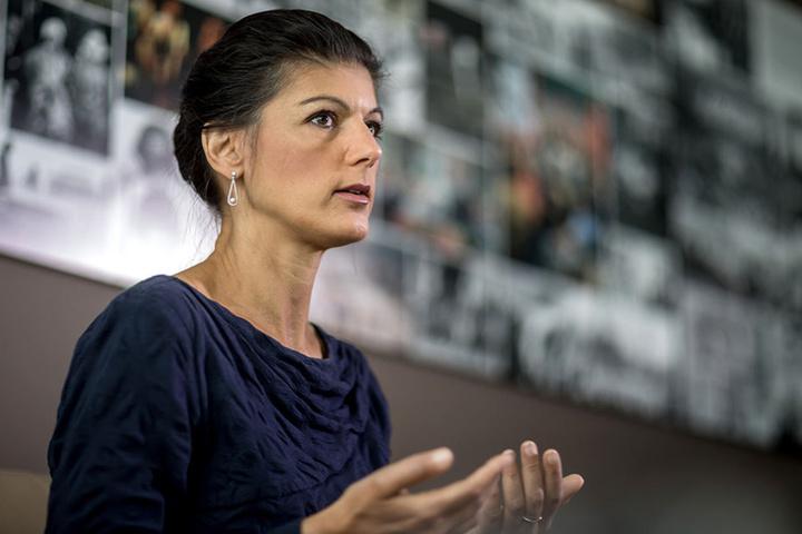 Wohin es mit Sahra Wagenknecht (Linke) geht, ist bisher nicht bekannt.