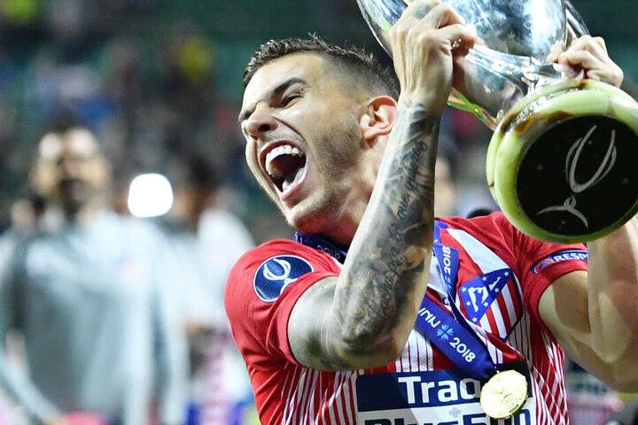 Lucas Hernández will mit dem FC Bayern München die Champions League gewinnen.