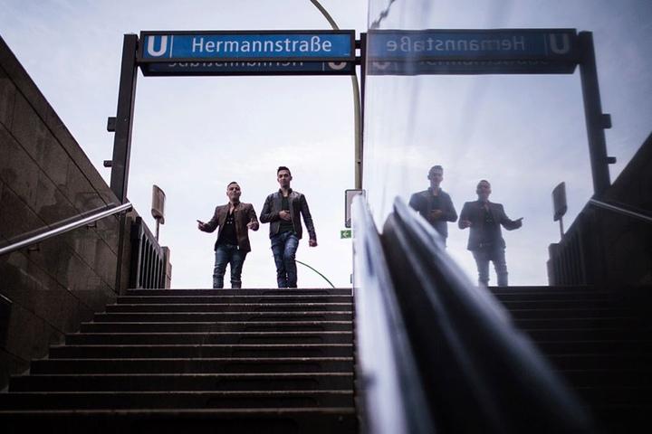 Am U-Bahnhof Hermannstraße geschah der Angriff.