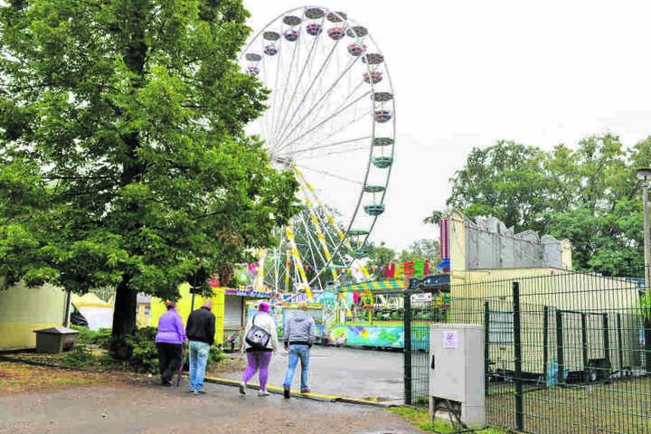 Bis Sonntag wird in Limbach-Oberfrohna gefeiert.