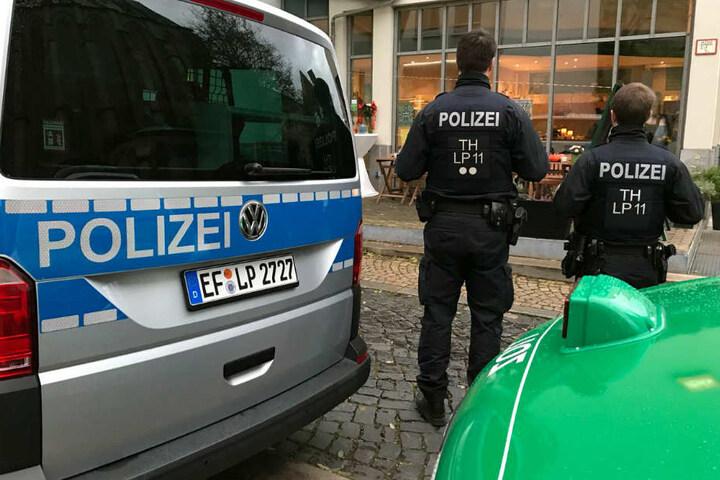 Eine Bäckerei traf die verdachtsunabhängige Durchsuchung am Freitagnachmittag.